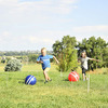Wicket Kick - Giant Inflatable Kickball Croquet Set