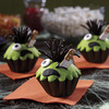 Wilton Halloween Knife Cupcake Icing Decorations