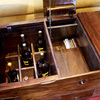 Wine Bar Treasure Trunk