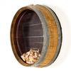 Wine Barrel Cork Collection Display