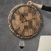 Wine Cork Catcher Wall Clock