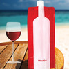Wine2Go - Foldable Wine Bottle Flask