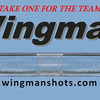 Wingman Shot Glass