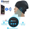 Wireless Bluetooth Beanie - Listen To Music, Make Hands-Free Calls, and Stay Warm
