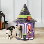 Witch House Cat Scratcher
