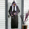 Witchy Witch Animated Door Hanger
