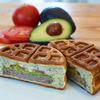 Wonderffle - Stuffed Waffle Iron