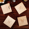 Wooden Coasters With Built In Bottle Openers