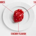 World's Largest Gummy Heart