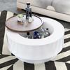Ya Ya Coffee Table With Built-In Hidden Bar / Storage