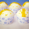 Yellow Snow Cupcakes Kit