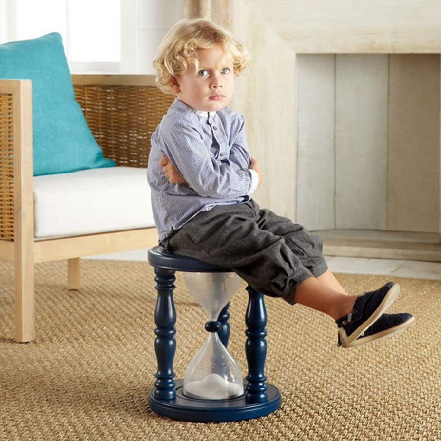Time Out Timer Stool  sc 1 st  The Green Head & Time Out Timer Stool - The Green Head