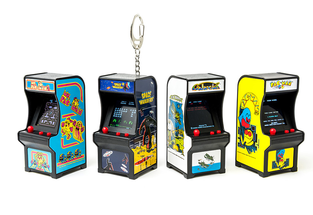 Tiny Arcade World S Smallest Fully Functional Arcade