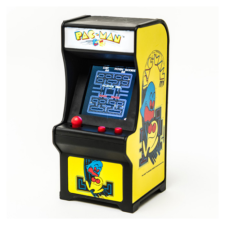Tiny Arcade - World's Smallest Fully Functional Arcade Games - The ...
