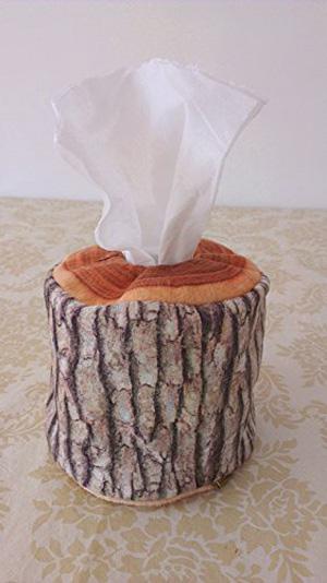 Tissue Log The Green Head