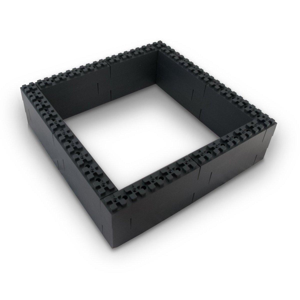 TogetherFarm Blocks Modular Interlocking Garden Box Kit The