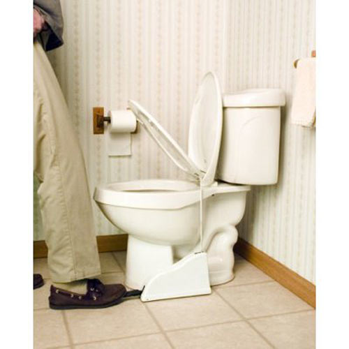 Toilet Seat Lifter - The Green Head
