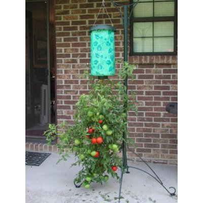 Topsy Turvy Upside Down Tomato Flower And Vegetable Planter