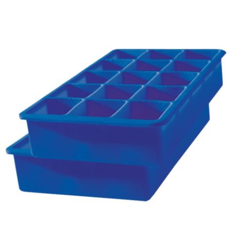 Tovolo Perfect Cube Silicone Ice Cube Trays The Green Head