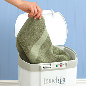 Towel Spa Bathroom Warmer