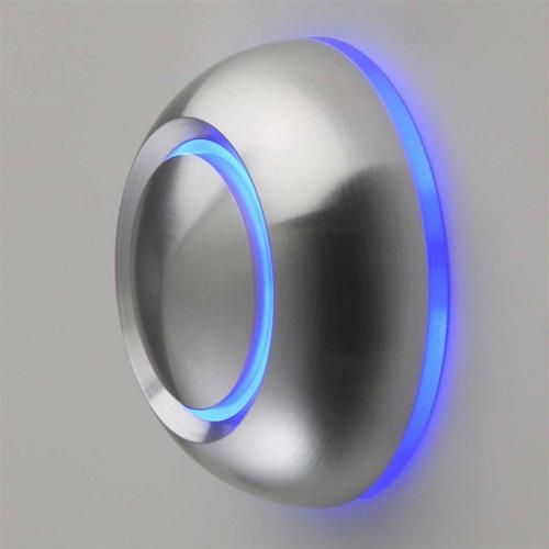 True Illuminated Doorbell Button The Green Head