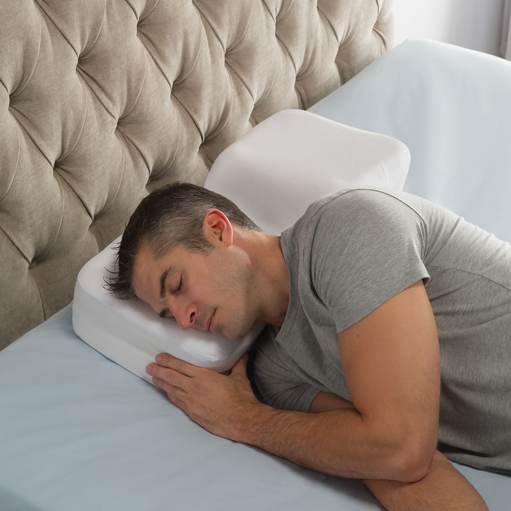 Two Position Sleeper S Pillow The Green Head