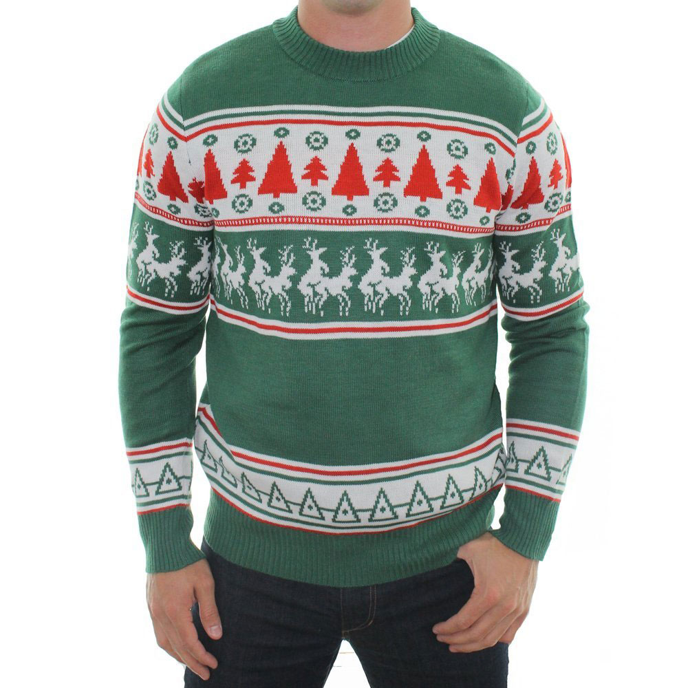Photos of ugly christmas sweaters