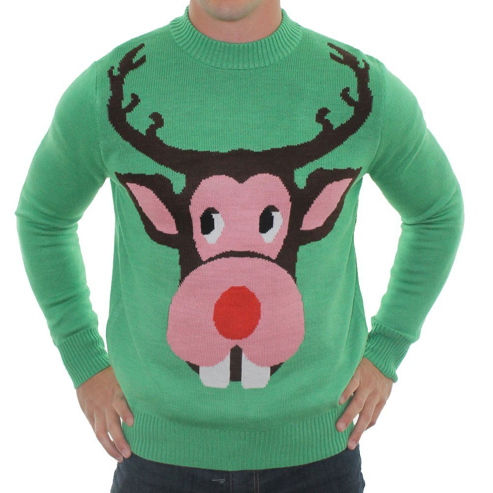Worst ugly christmas sweaters