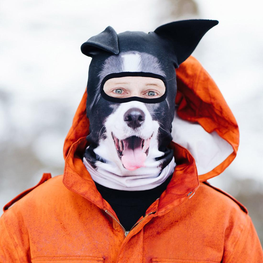 Ski Boot Bag >> Ultra-Realistic Animal Ski Masks