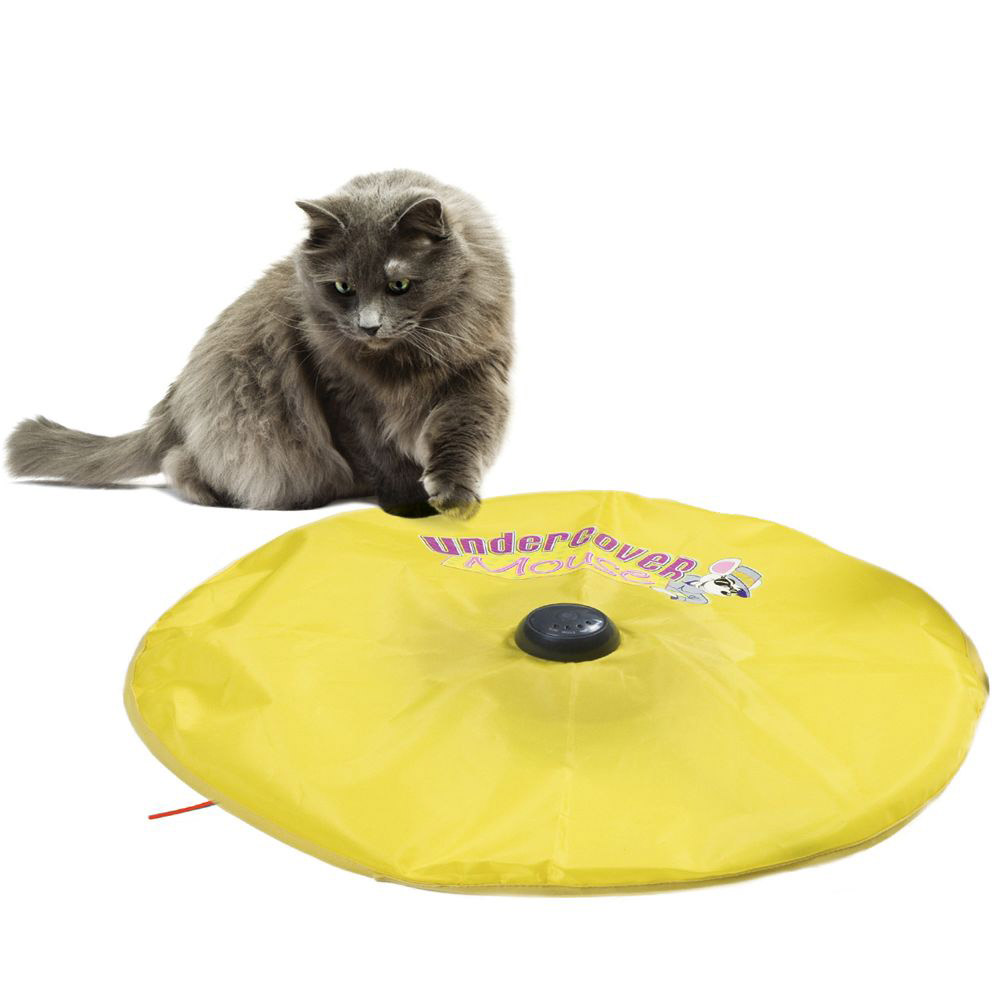 Cat Mouse Toy Battery