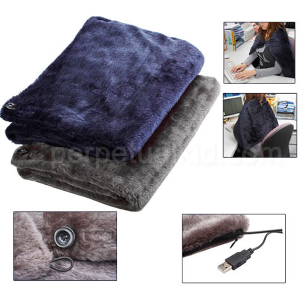 USB Heating Blanket The Green Head Best Heating Blanket Throw