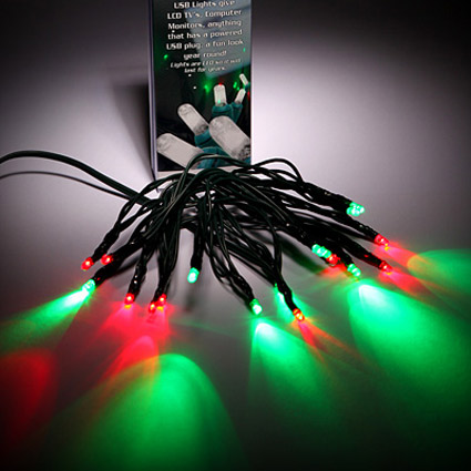 Usb Led Christmas Lights