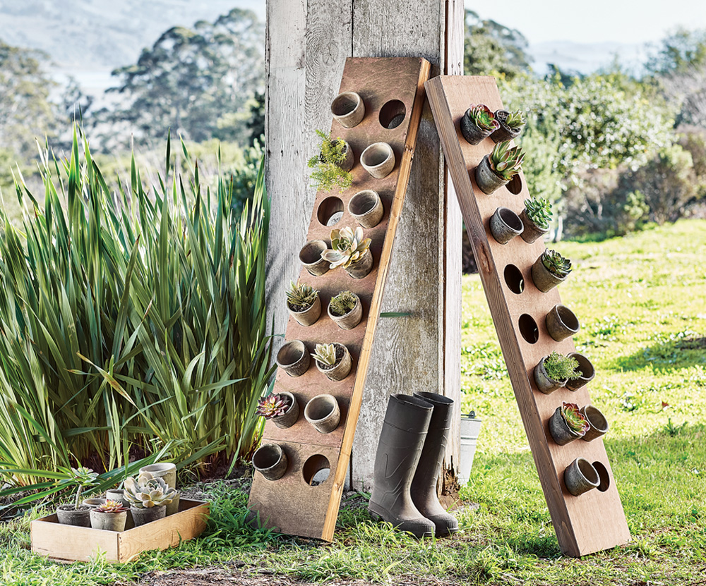 Amazing Vertical Garden Herb Planter