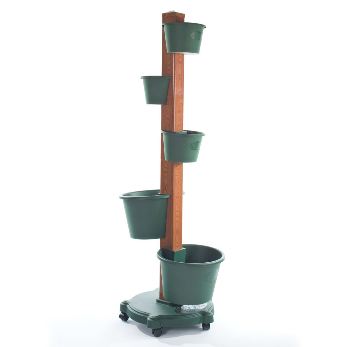 garden post. Vertical Garden Post (