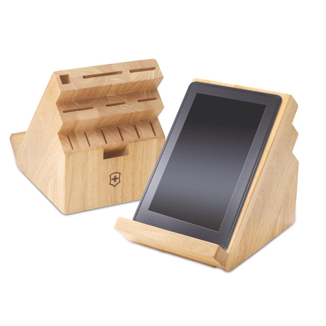 Victorinox Swivel - Knife Block / iPad Stand - The Green Head