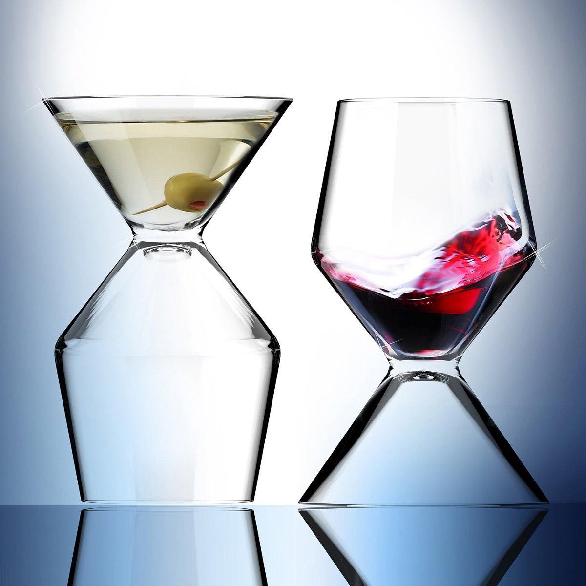vino tini wine martini glass the green head. Black Bedroom Furniture Sets. Home Design Ideas