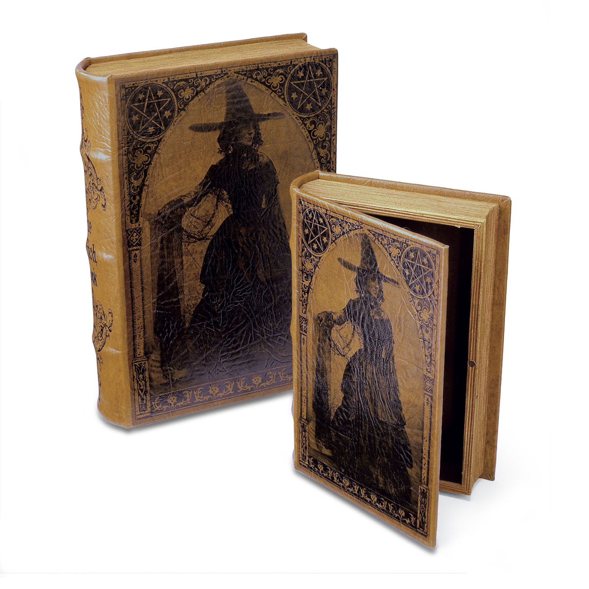 Decorative boxes that look like books 9