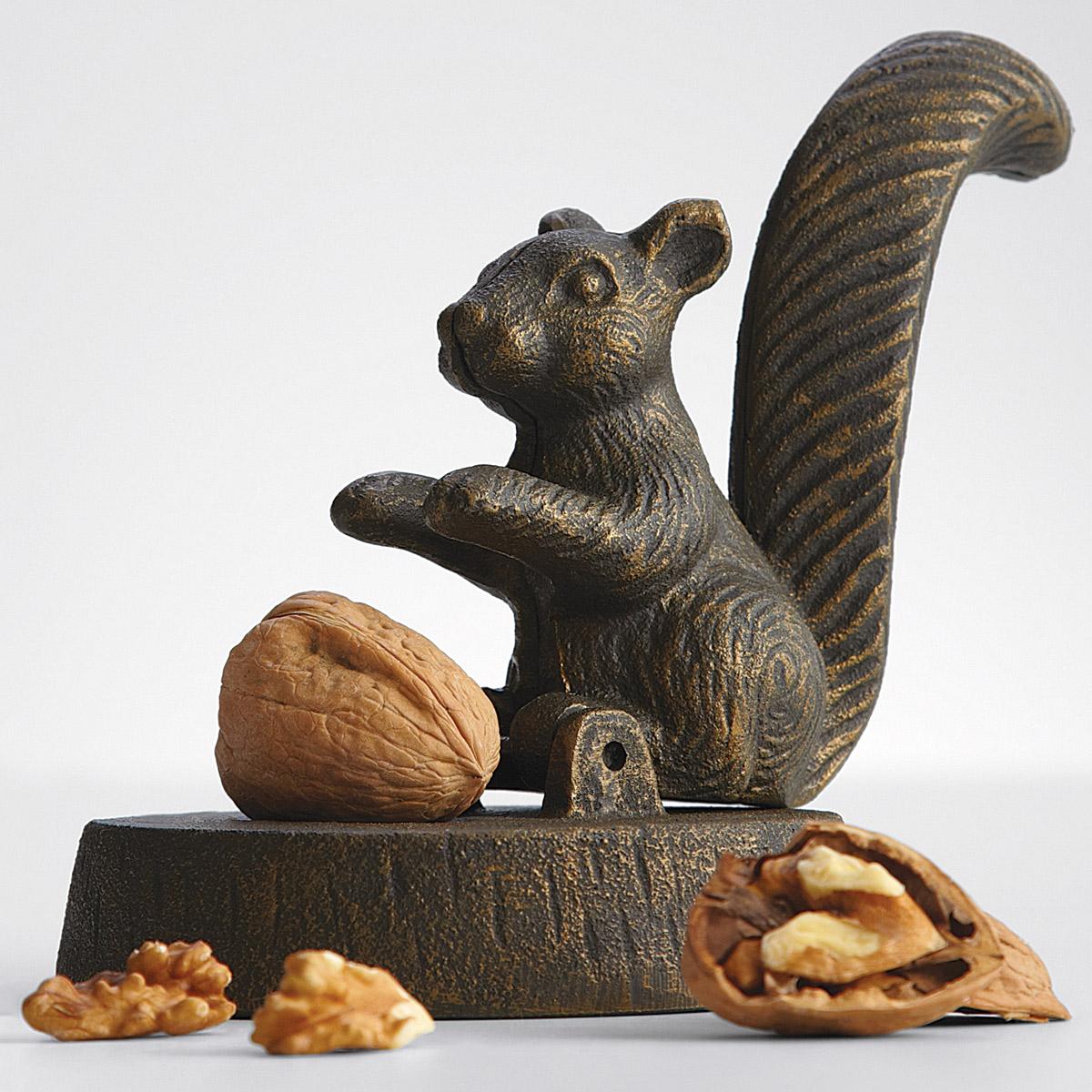 Vintage Squirrel Nutcracker