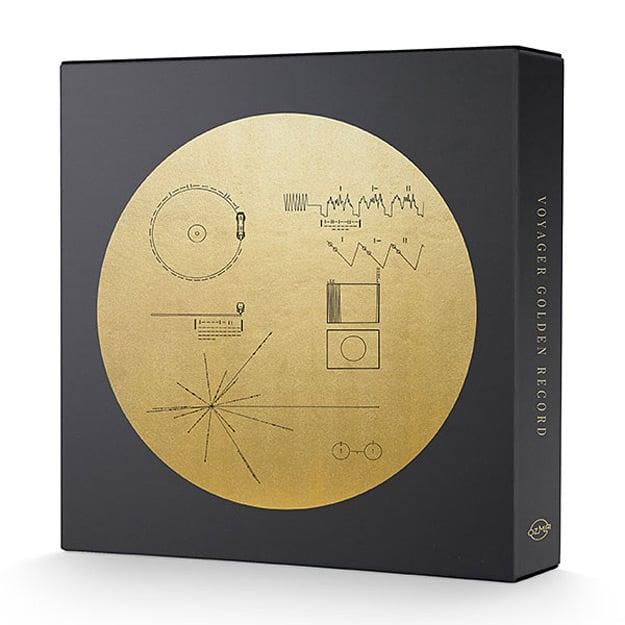 Voyager Golden Record Vinyl 3 Lp Box Set