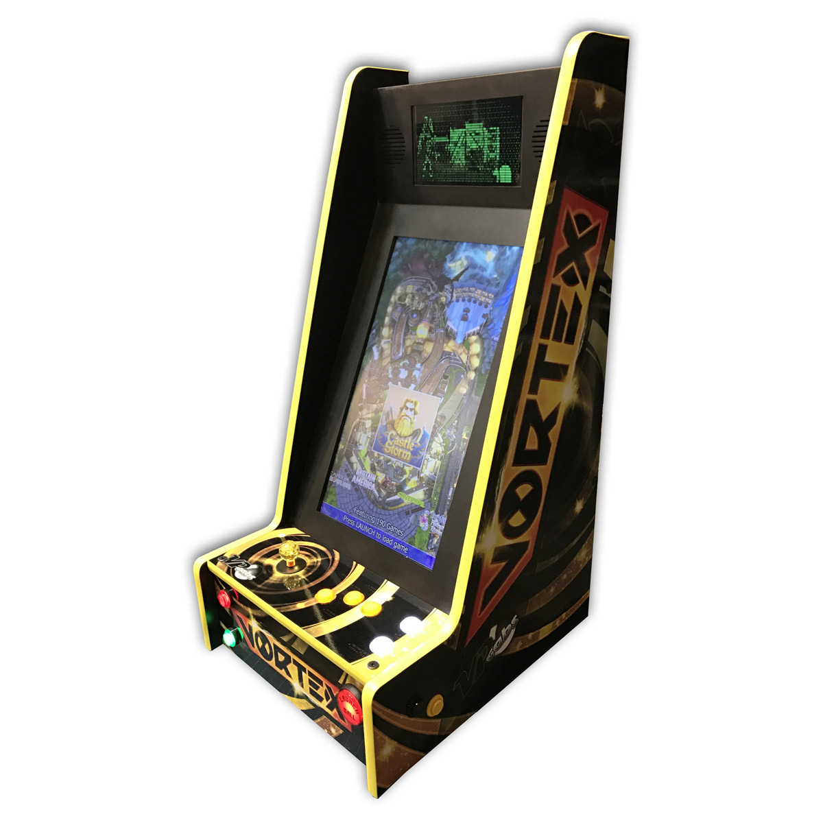 VPCabs Vortex - Virtual Pinball Arcade With 70 Games