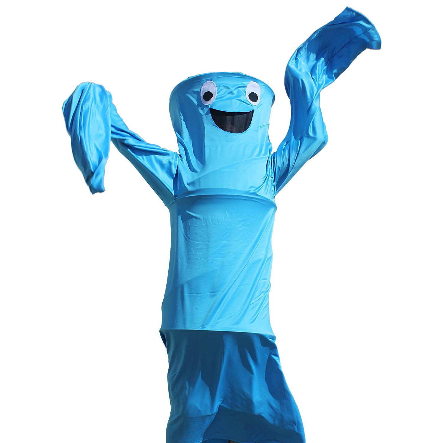 wacky waving inflatable arm flailing tube man costume the green head. Black Bedroom Furniture Sets. Home Design Ideas