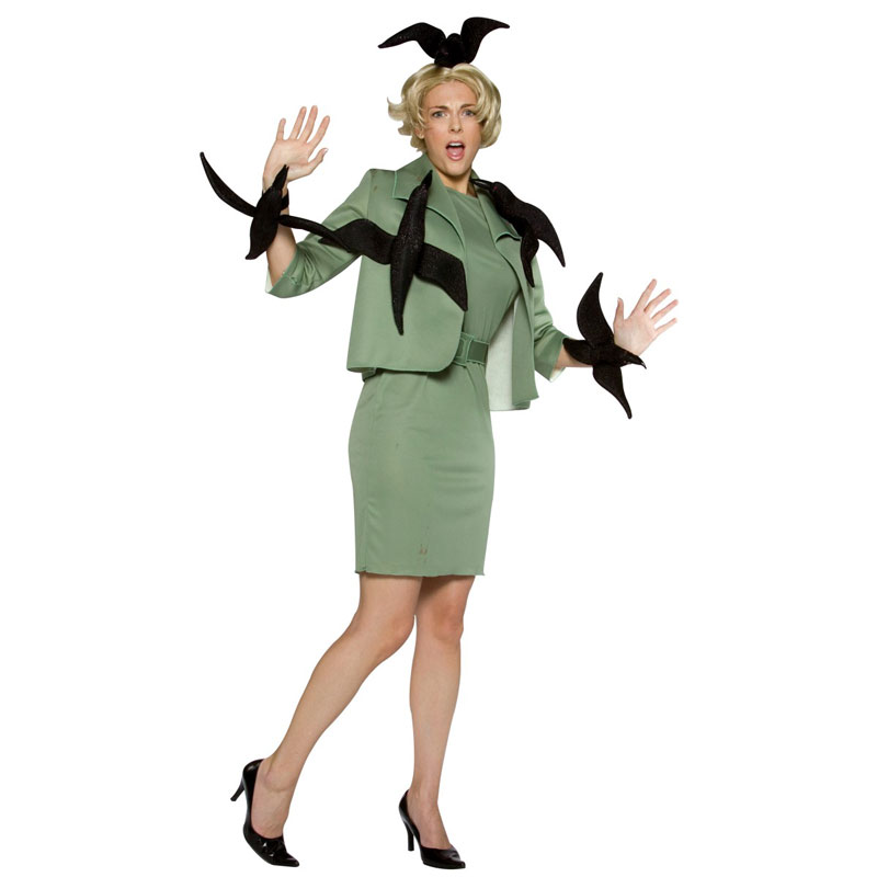 When Birds Attack Costume  sc 1 st  The Green Head : bird costumes for women  - Germanpascual.Com