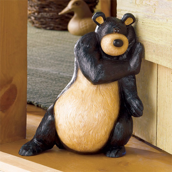 Whimsical Wildlife Doorstops