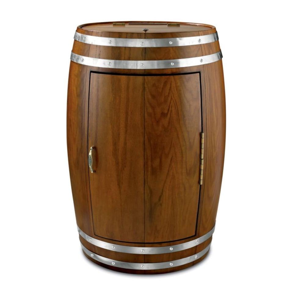 Wine Barrel Refrigerator The Green Head