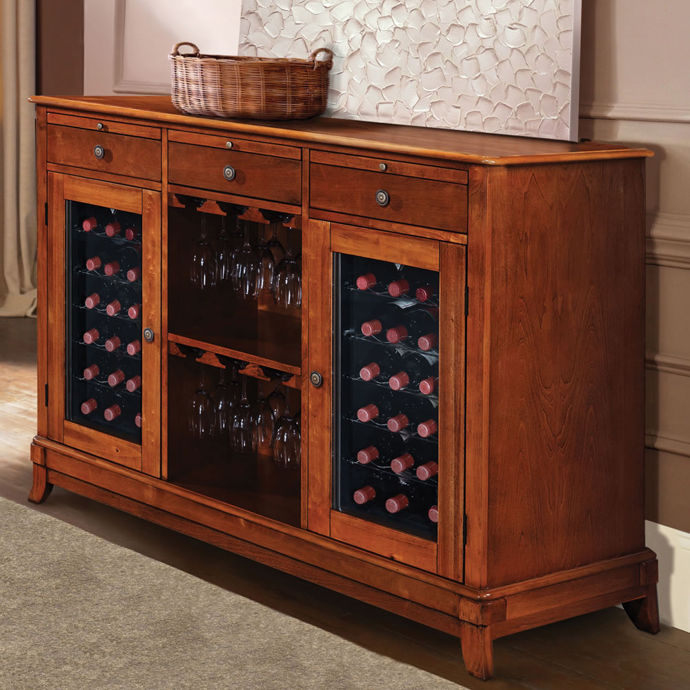 Wine Cellar Credenza The Green Head