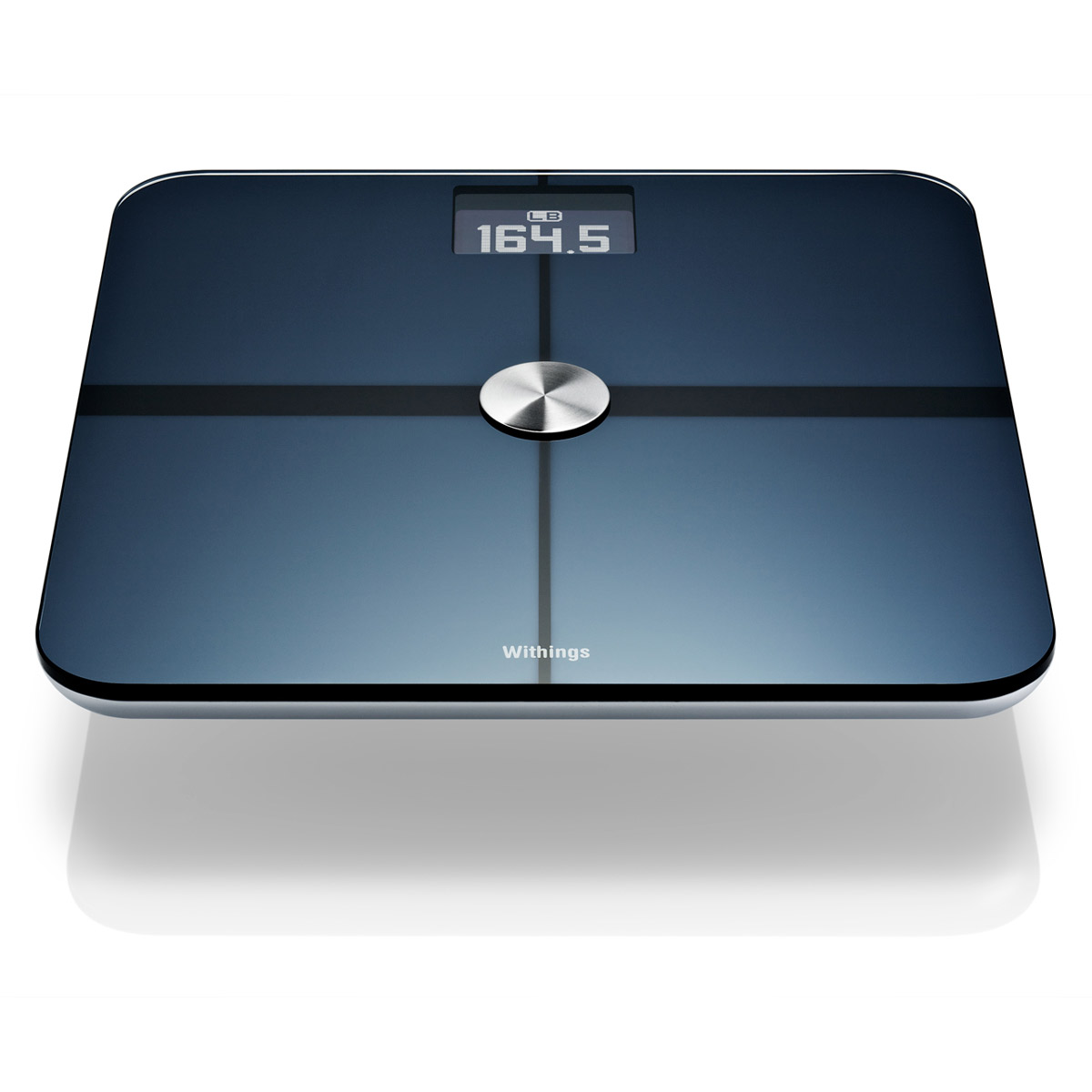 Withings wifi body scale the green head for Cocktail app and scales