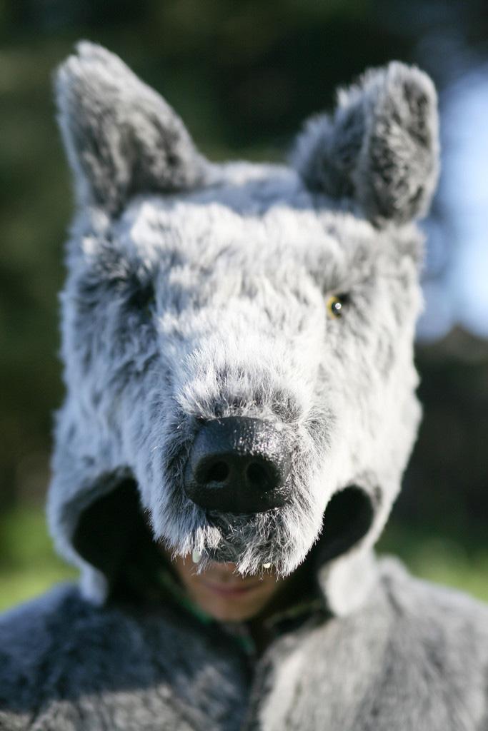 wolf claw gloves