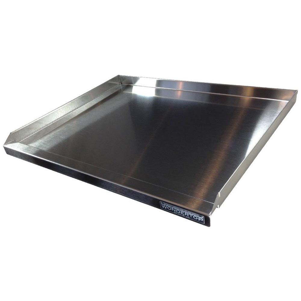 Stainless Steel Kitchen Prep Worktop
