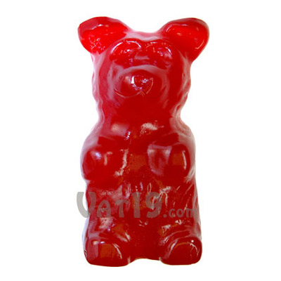 World S Largest Gummy Bear Five Pounds The Green Head