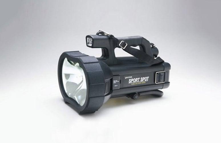 20 Million Candlepower Spotlight Flashlight